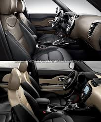 kia soul interior 2014. 2016 kia soul facelift vs 2014 interior front seats