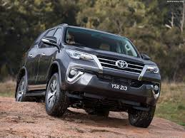 2016 Toyota Fortuner variant information leaked ahead of official ...