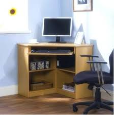 small corner office desk. small corner office desk desks for home compact locking single pedestal