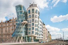 famous buildings. Exellent Famous Famous Buildings The Dancing House In Prague Inside Buildings Creative Bloq