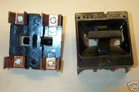 sq d square d amp main fuse panel pullout s  sq d square d 60 amp main fuse panel pullout 33582 s 33782