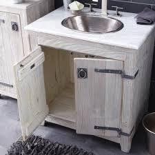 Bathroom Vanity Base Americana Rustic Bathroom Vanity Cabinets Driftwood Native Trails
