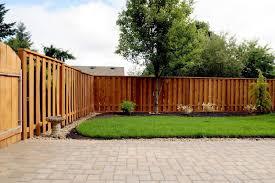 wood fence backyard. Wood Fence Backyard P