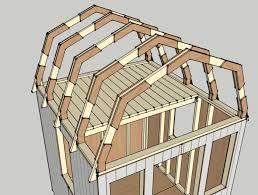 draw gambrel roof sketchup