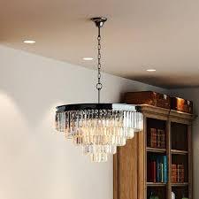 odeon crystal chandelier special odeon chandelier inspirational 3 tier retro restoration style odeon of 16 special