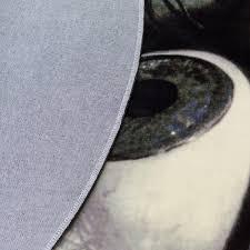 Shoe Rug Round Rug Eye Mouth Seletti