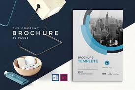 Brochure Templates For It Company Great Looking Corporate Brochure Templates To Check Out