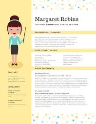 Pretty Resume Template Mesmerizing Customize 48 Creative Resume Templates Online Canva