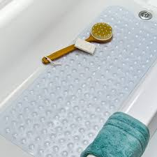 the truth about best non slip bathtub mat com clear extra long bath shower home