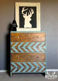 haha loved the following comment so much im going to leave it well frick i gotta find an old wooden dressermaybe if i dump the dirt and flowers chevron painted furniture