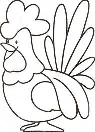 Small Picture Download Coloring Pages Rooster Coloring Page Rooster Coloring