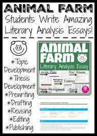 animal farm by george orwell campaign poster propaganda project animal farm essay unit