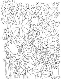 Coloring Pages Flowers Games L L L L L L L