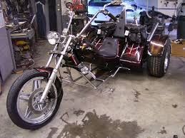 l j trike engineering corp we not only ride trikes we build them