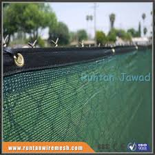 top quality safe chain link privacy fence shade netfence screen k52