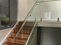 frameless glass balcony railings with class in railing designs 11