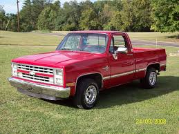 1986 Chevrolet 1500 - Information and photos - MOMENTcar