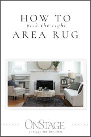 there are several things to consider when choosing an area rug find out what they