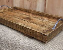 DIY Tray Projects  15 Lovely Serving Trays To Make | Trays, Easy and  Living rooms