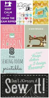 decor sewing quotes my sewing room