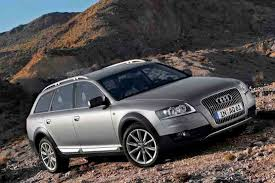 2006 Audi A6 allroad quattro 2.7 TDI related infomation ...