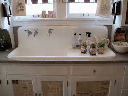vintage kitchen sink cabinet. Perfect Vintage Kitchen Sink Cabinet Vintage  Kitchentoday Within  Sinks Inside H