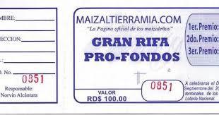 Imagenes De Boletos Para Rifa Imagui Rifa Boletos De Rifa