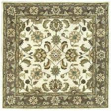 7x7 square rug area rugs 8 linen round uk