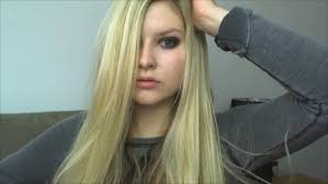 avril lavigne here s to never growing up official video make up tutorial