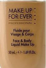 makeup forever face and body liquid makeup foundation ref 31634 34 honey beige