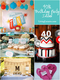 At 40 Party Decorations Similiar Best 40th Birthday Party Ideas Keywords