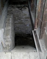 creepy basement stairs. Wednesday, June 7, 2006 Creepy Basement Stairs