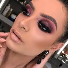 smokey eyes makeup ideas to inspire you 08