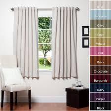 Short Length Bedroom Curtains Short Kids Curtains