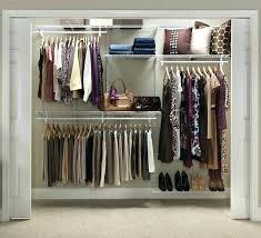 seville classics expandable closet organizer wire shelving