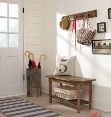 Coat Rack Bench Laurel Foundry Modern Farmhouse Wall Mounted Coat Rack with Bench 39