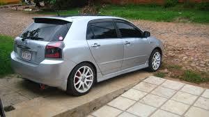 Toyota Allex 2001 — Идеи изображения автомобиля