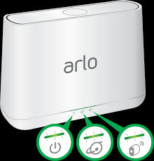 Arlo Red Light What Do The Leds On My Arlo Smarthub Or Base Station Mean