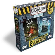 Escape Room The Game - 2 Players Horror ...