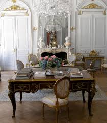 office for home. french dcor vintage office space for home