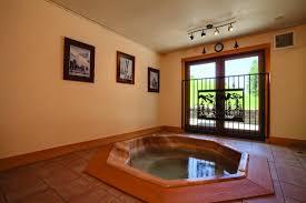 ski inn iniums indoor hot tubs