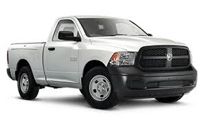 Rent a Dodge Ram Pickup Truck | Sixt Truck Rental