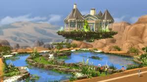 les sims 4 10 impressionnantes maisons des joueurs à télécharger