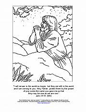 The disciples for whom jesus prays already belong to the father as well. Lord S Prayer Children S Sermons Resources Sermons4
