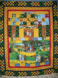 Yellow Brick Road Quilt Pattern Simple Colleen's Follow The Yellow Brick Road Quilt