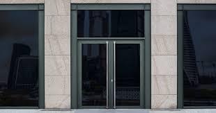 commercial front doorsThe Door Doctor Commercial Entrance Doors Fort Lauderdale FL