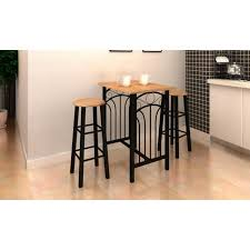 Lot Avec Une Table Haute De Bar Et 2 Tabourets P Achat Vente