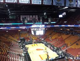 American Airlines Arena Section 318 Seat Views Seatgeek
