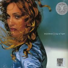 Madonna Ray Of Light Vinyl Clear Madonna Ray Of Light