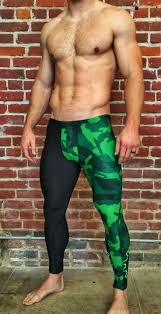 men s camo full leng menfitness tights gym fitmen getfit abs